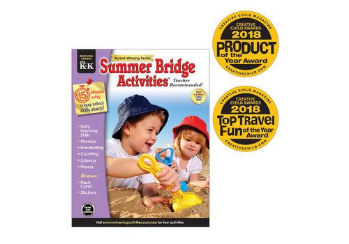 Carson Dellosa Summer Bridge Activities PK - K
