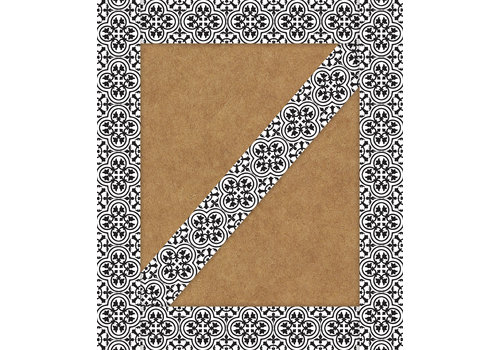 Carson Dellosa Simply Stylish Tile Straight Border*