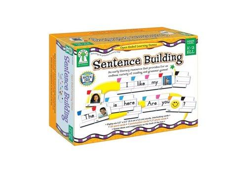 Carson Dellosa Sentence Building K-2