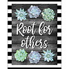 Carson Dellosa Simply Stylish - Root for Others Poster *