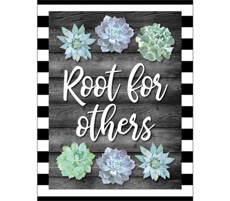 Simply Stylish - Root for Others Poster *