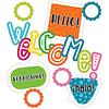 Carson Dellosa School Pop Welcome Mini Bulletin Board Set