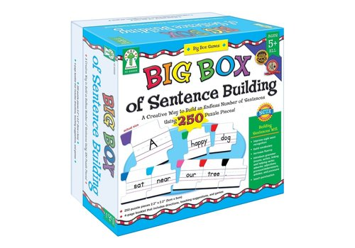 Big Box of Sentence Building Game *