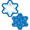 Carson Dellosa Snowflakes Mini Cut-Outs *