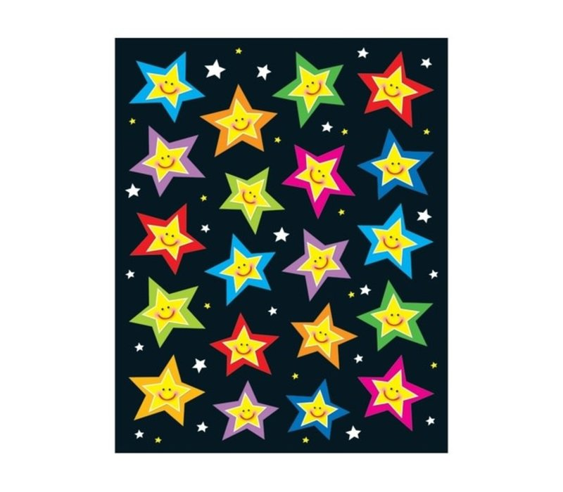 Stars Shape Stickers