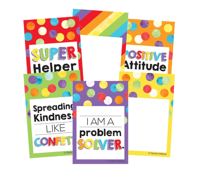 Celebrate Learning Reward Tags Recognition Awards (D) *