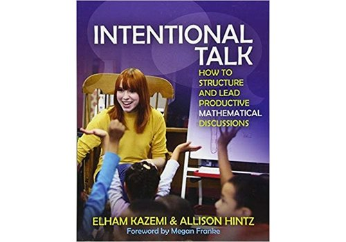 Pembroke Intentional Talk - How to Structure and Lead Productive Mathematical Discussions