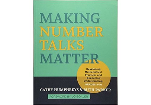 Pembroke Making Number Talks Matter