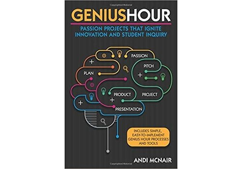 Genius Hour Passion Book