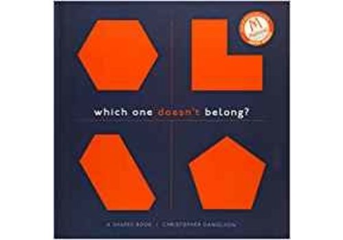 PEMBROKE PUBLISHING Which One Doesn't Belong? (Student Book)