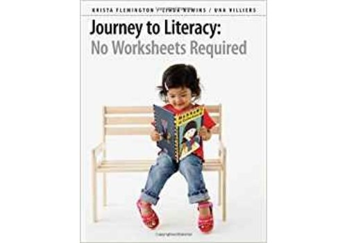 Pembroke Journey to Literacy:  No Worksheets Required