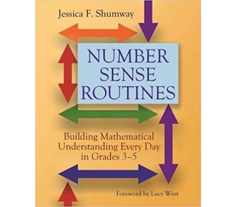 Number Sense Routines Grades 3-5