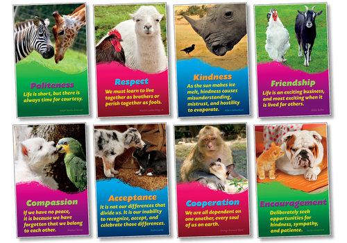 North Star Kindness & Respect Bulletin Board Set