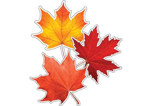 Carson Dellosa Woodland Whimsy Fall Leaves