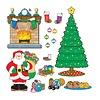 Carson Dellosa Christmas Scene Bulletin Board Set *