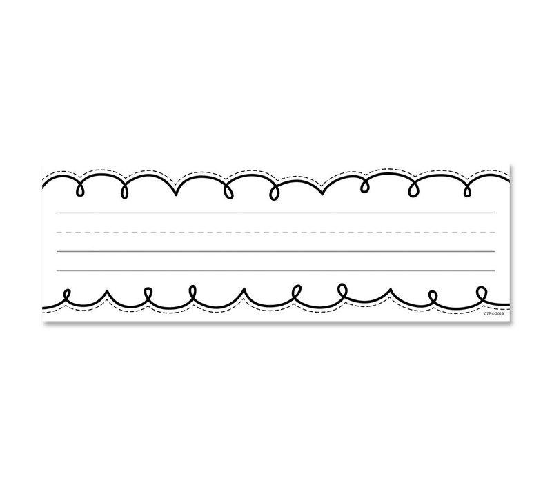 Loop-de-loop Names Plates