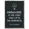 Creative Teaching Press Knowledge is the light...