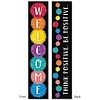 Creative Teaching Press Pom-Poms Welcome Banner