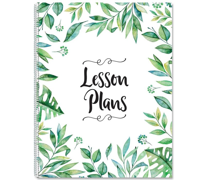 Wispy Leaves Year-Long Lesson Plan Book