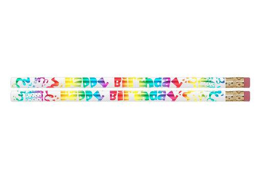 MUSGRAVE PENCIL Happy Birthday Brilliants, single pencil