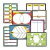 Carson Dellosa Graphic Organizers Bulletin Board Set