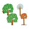 Carson Dellosa Big Seasonal Tree Bulletin Board Set