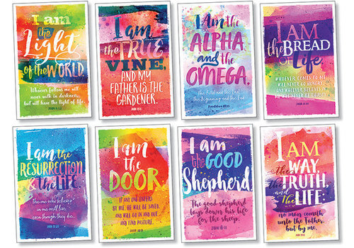 North Star Jesus, Our Great 'I Am' Bulletin Board Set