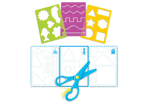Learning Resources Trace Ace Scissors Skills *