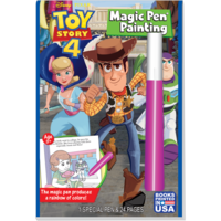 Toy Story 4 Magic Pen Painting