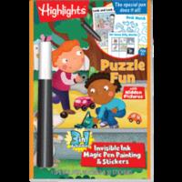 Highlights Magic Ink Fun - Puzzle Fun