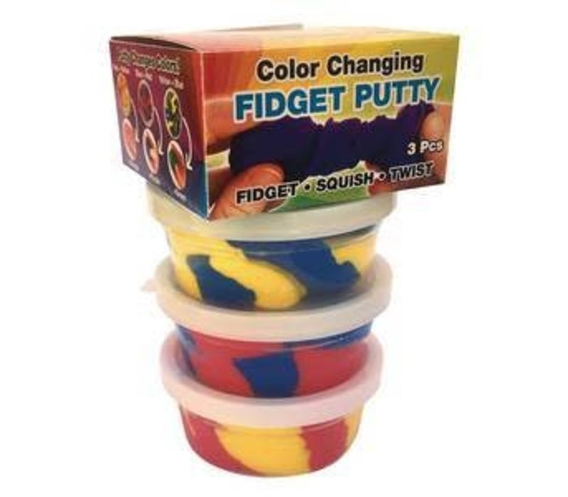 Fidget Putty - Color Changing