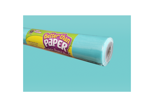 Teacher Created Resources Better than Paper - Light Turquoise Board Roll