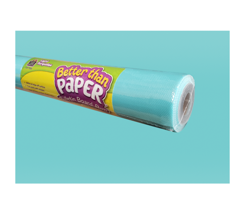 Better than Paper - Light Turquoise Board Roll