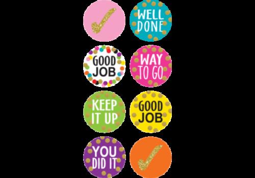 Teacher Created Resources Confetti Mini Stickers