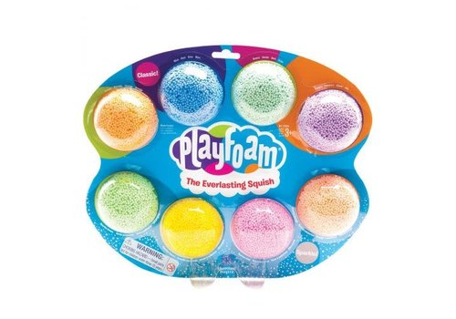 Educational Insights Playfoam Combo 8-Pack *