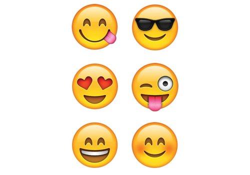 Creative Teaching Press Emoji Fun Hot Spots Stickers *