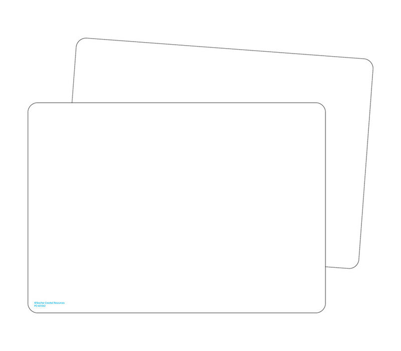 Double-Sided Premium Blank Dry Erase Boards