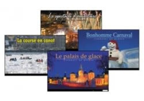 POSTER PALS French Photo Poster Set - Carnaval *