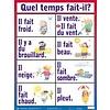 POSTER PALS Quel temp fait t'il? French Poster *