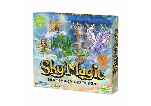 PEACEABLE KINGDOM Sky Magic Cooperative Game *