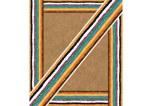The World of Eric Carle: Brown Bear, Brown Bear, Stripes Straight Border*