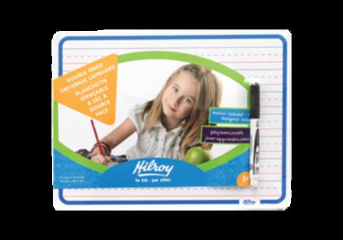 Hilroy Double-Sided Lap Board & Marker