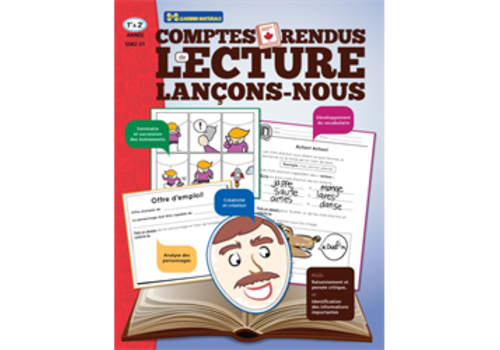 ON THE MARK PRESS Comptes Rendus Lecture-Lancons-Nous!, 1-2