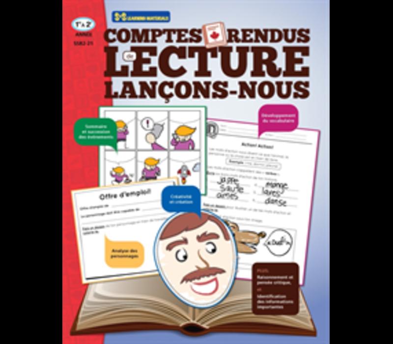 Comptes Rendus Lecture-Lancons-Nous!, 1-2