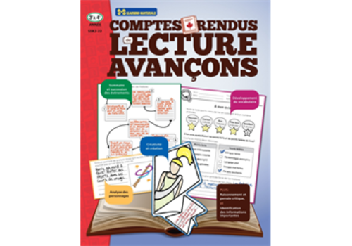 ON THE MARK PRESS Comptes Rendus Lecture-Lancons-Nous!, 3-4