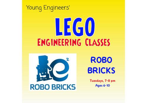 Robo Bricks LEGO Classes
