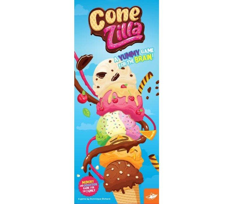 Conezilla, A Yummy Game for the Brain