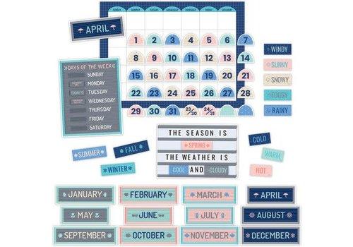 Creative Teaching Press Calm & Cool Calendar Set *