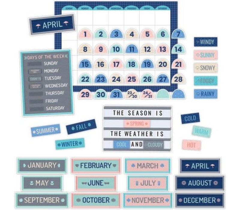 Calm & Cool Calendar Set *