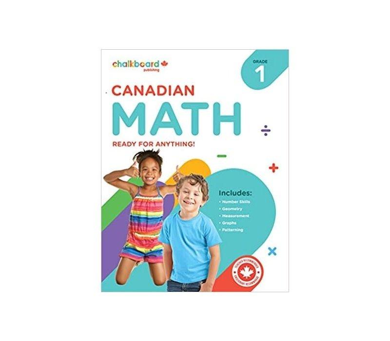 Canadian Math Grade 1
